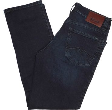 Mustang Stretch Jeans Tramper 111.5000.982 1009141 blue / black used – Bild 6