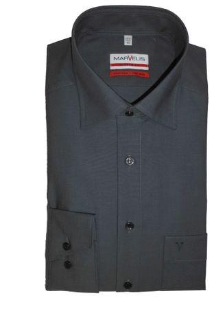 Marvelis Modern Fit Hemden im Doppelpack große Farbauswahl  – Bild 7