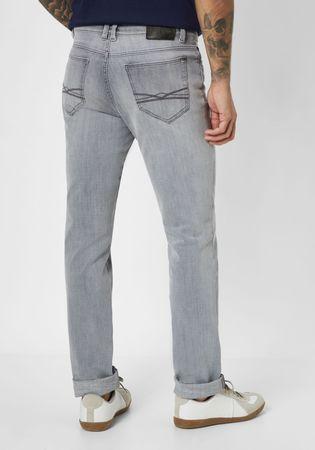 Paddocks Stretch Jeans RANGER PIPE Motion&Comfort light grey 80124.4127.4253 – Bild 2