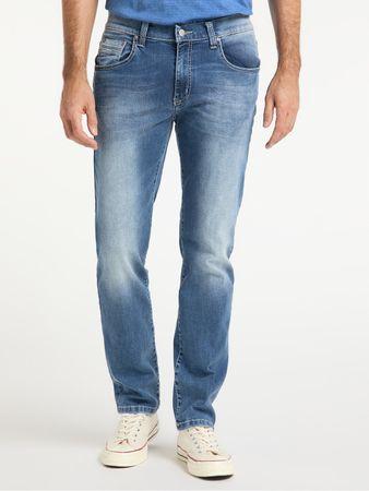 Pioneer Stretch Megaflex Jeans Rando 9903.372.1674 blau used – Bild 2