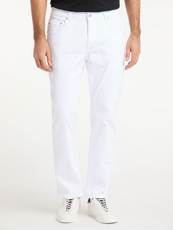 Pioneer Stretch Jeans 3498.10.1601 - Thomas white / weiss – Bild 1