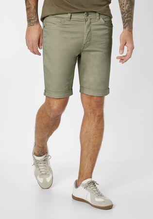 Paddocks Ranger Bermuda Shorts Stretch 80123 4838 2912 khaki – Bild 1