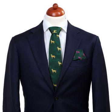 Krawatte Setter Gold
