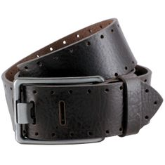 Ledergürtel Herren / Gürtel Damen The Art of Belt unisex, braun, 90074 – Bild 1