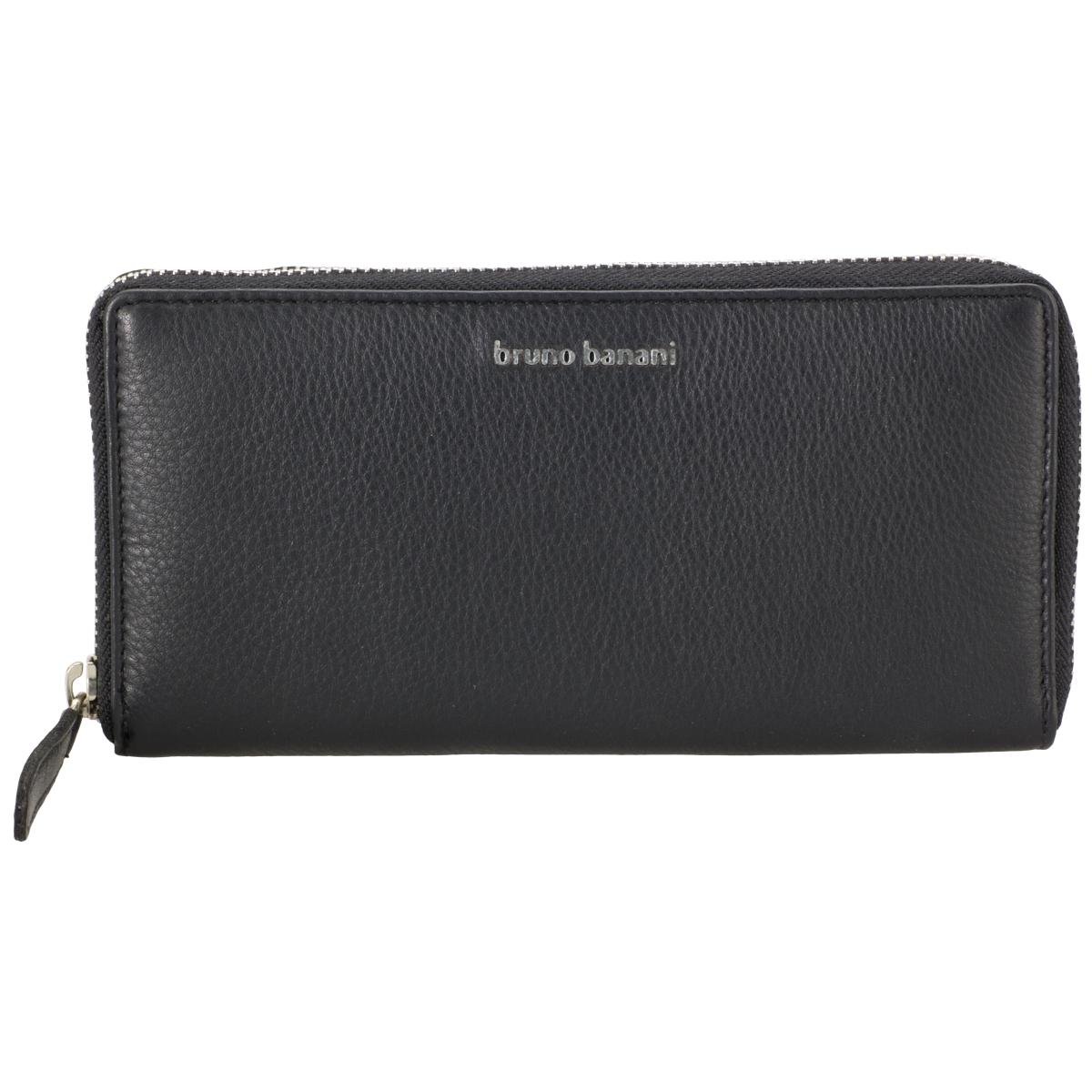a11c4ac9d14e8 Bruno Banani   Damen Portemonnaie mit Reißverschluss   Geldbeutel Damen