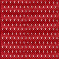 LINDENMANN Hosenträger Herren, X-Form, 35 mm, Stretch, XXL, rot, 7545-002 – Bild 2
