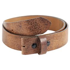 Riemen für Belts and Buckles LINDENMANN, camel, 3273 – Bild 1