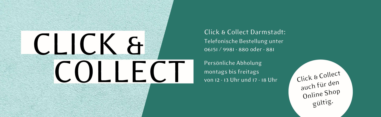 Click & Collect im Henschel Darmstadt & Online