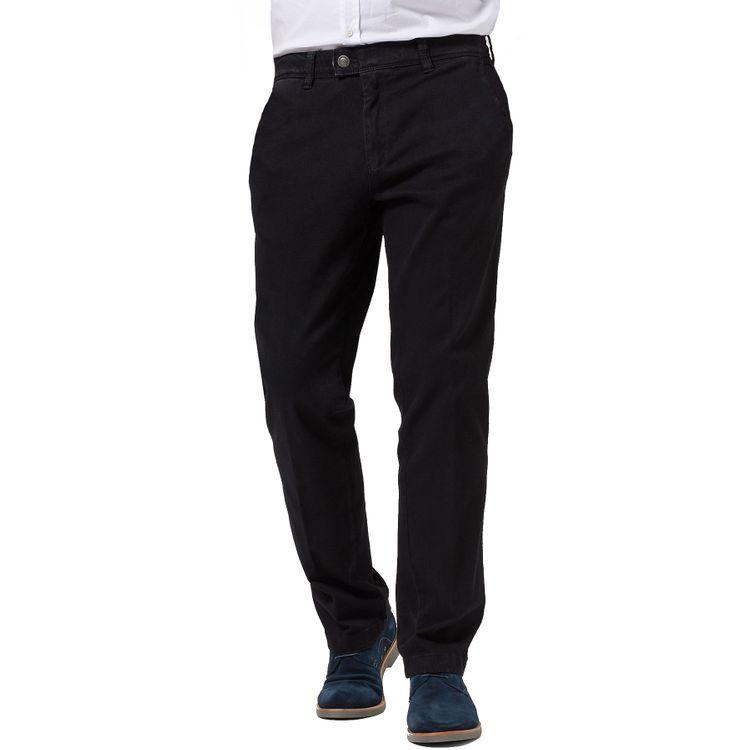 EUREX Herren Jeans JIM Regular Fit Black Comfort Stretch