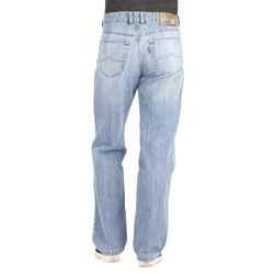 Joker Herren Jeans Clark Straight Fit Double Saddele Stitched