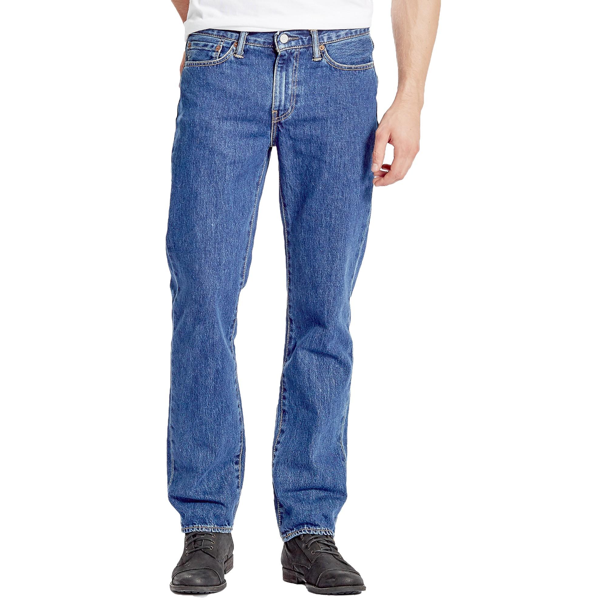 levi 39 s herren jeans 514 straight fit stonewash. Black Bedroom Furniture Sets. Home Design Ideas