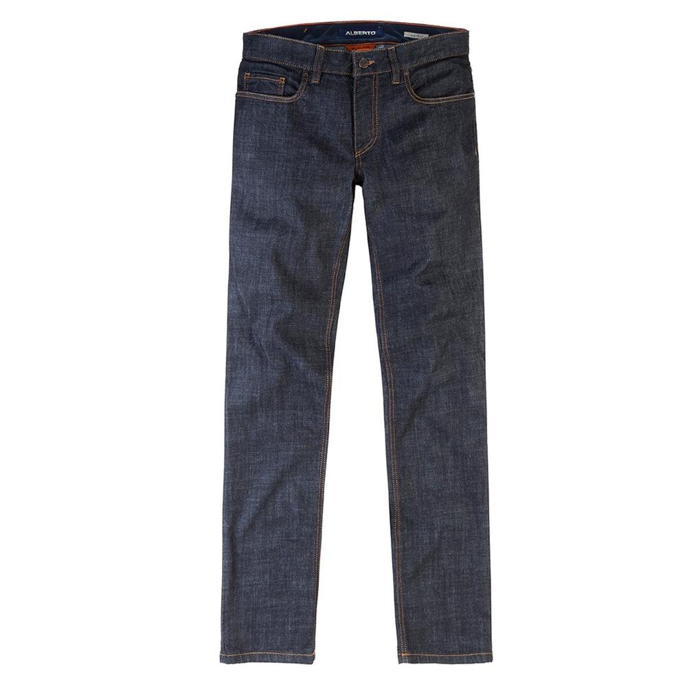 Herren Jeans PIPE Regular Slim Fit Navy