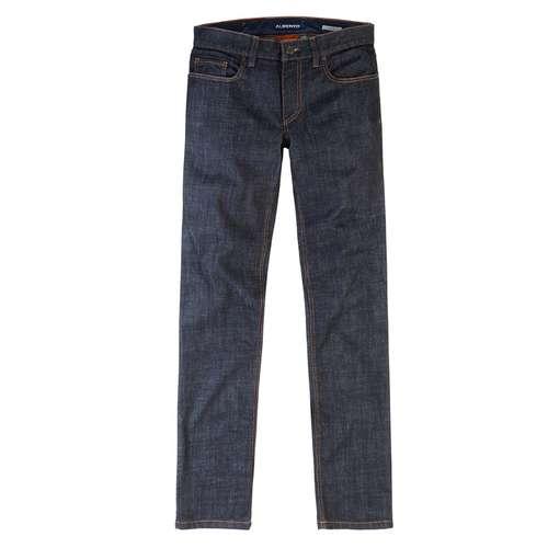Alberto Herren Jeans Pipe Regular Slim Fit Authentic Denim Navy