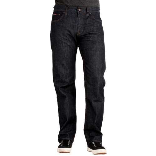 HUGO BOSS Herren Jeans MAINE1 Regular Fit Rinse