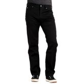 HUGO BOSS Herren Jeans MAINE1 Regular Fit Black