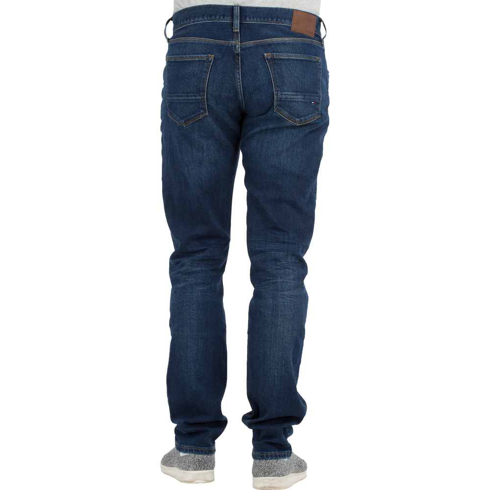 43036038a992 Tommy Hilfiger Herren Jeans Denton Straight Fit New Clean Rinse   my ...