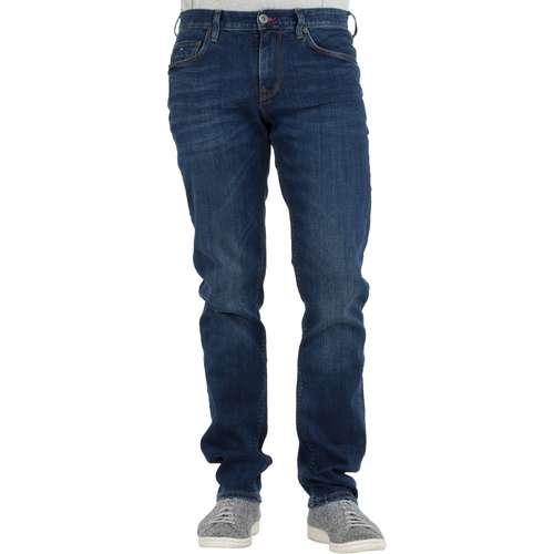 Tommy Hilfiger Herren Jeans Denton Straight Fit New Clean Rinse