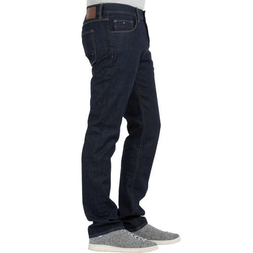 Tommy Hilfiger Herren Jeans Denton Straight Fit Clean Rinse