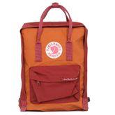 "Fjällräven Tagesrucksack Kånken ""Save The Arctic Fox"" Ox Red"
