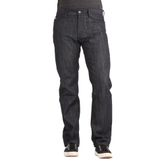 HUGO BOSS Herren Jeans MAINE1 Regular Fit Dark Blue