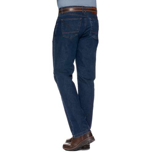 EUREX Herren Jeans KEN Regular Fit Blue Comfort Stretch
