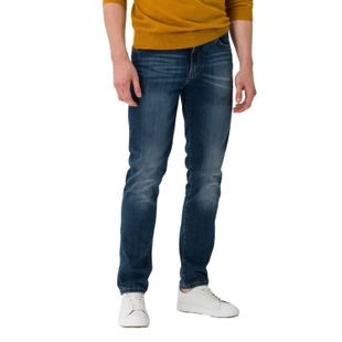 BRAX Herren Jeans CADIZ Genius Regular Fit Blue Handcrafted