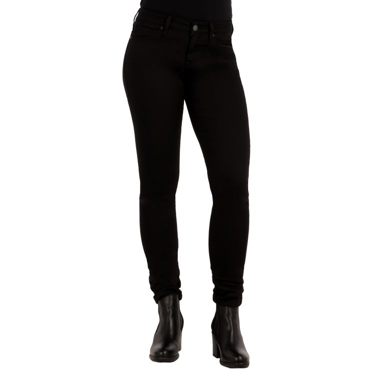 Mavi Damen Jeans NICOLE Super Skinny Fit Black Dream Comfort Stretch