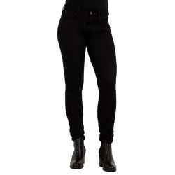 Mavi Damen Jeans NICOLE Super Skinny Fit Black Dream Comfort Stretch 001