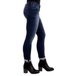 Mavi Damen Jeans SOPHIE Slim Skinny Fit Indigo Uptown Sporty