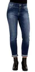 Mavi Damen Jeans SOPHIE Slim Skinny Fit Deep Memory Fit Stretch