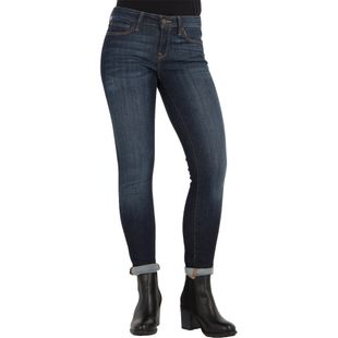 Mavi Damen Jeans NICOLE Super Skinny Fit Rinse Brushed Stretch