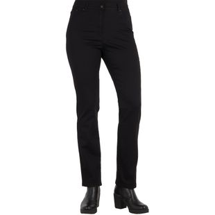 RAPHAELA Damen Jeans INA FAME Super Slim Fit Black Stretch