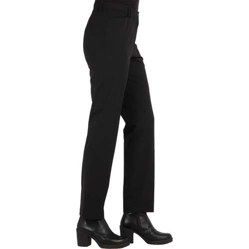 TONI Damen Hose SEASON BELT Slim Fit Black