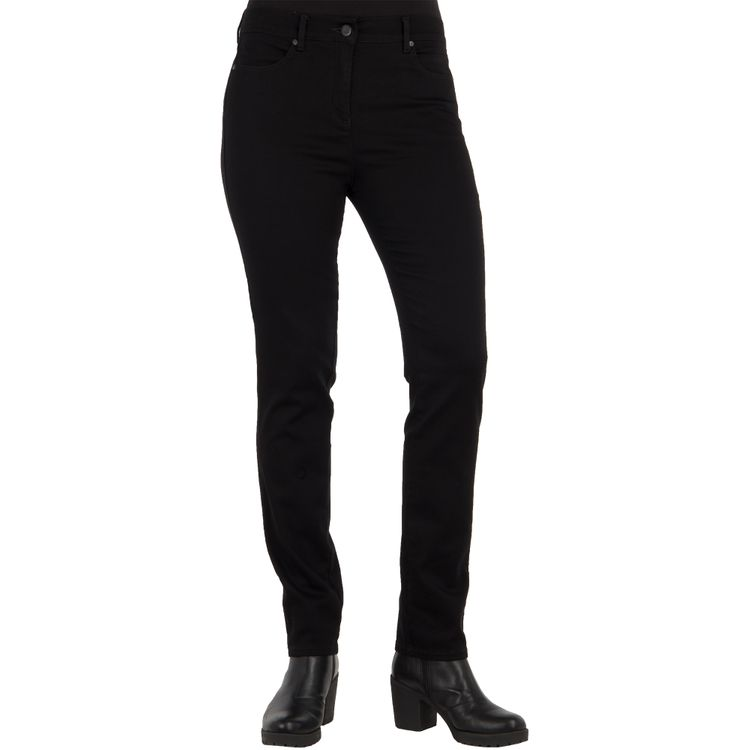 TONI Damen Jeans BE LOVED CS Slim Fit Perfect Black Stretch