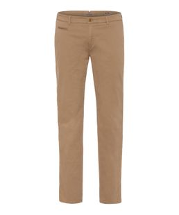 BRAX Herren Chinohose FABIO IN Slim Fit Camel
