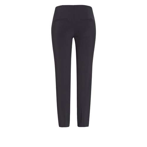 MAC Damen Hose ANNA ZIP NEW Slim Fit Bistretch