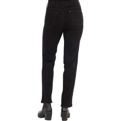 ZERRES Damen Jeans GRETA Straight Fit Comfort N Stretch
