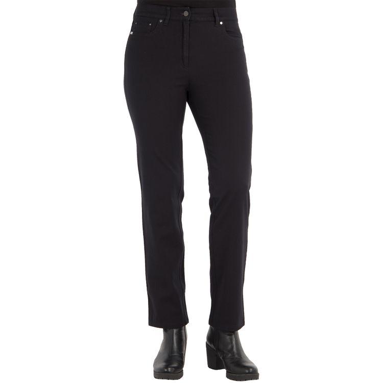 ZERRES Damen Jeans CORA Straight Fit Comfort S Bi-Elastisch Stretch