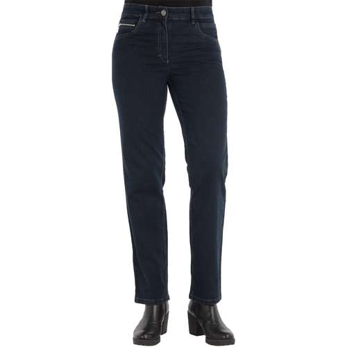 ZERRES Damen Jeans TINA Straight Fit Stretch