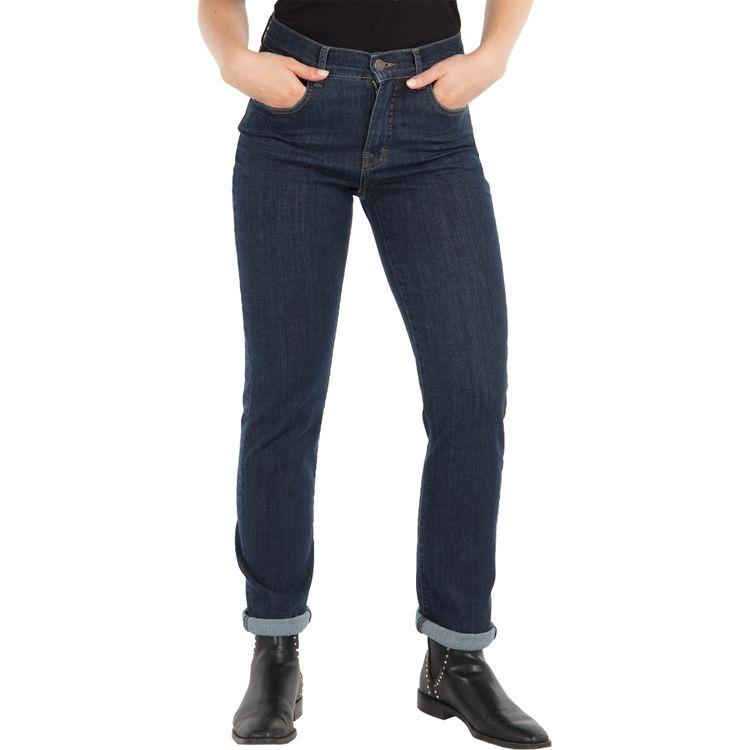 ANGELS Damen Jeans CICI Slim Fit Ultrapowerstretch Stone Länge 30