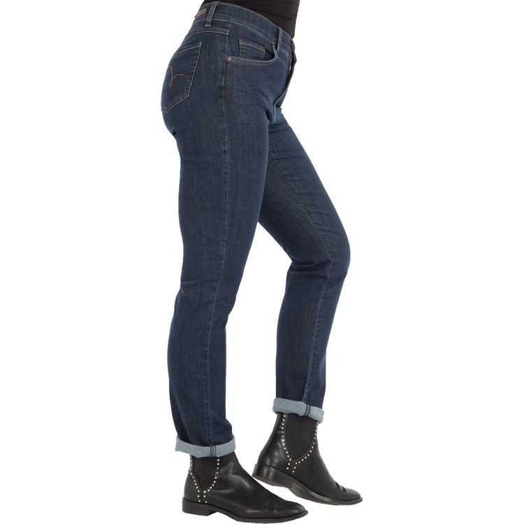 ANGELS Damen Jeans CICI Slim Fit Ultrapowerstretch Stone Länge 32