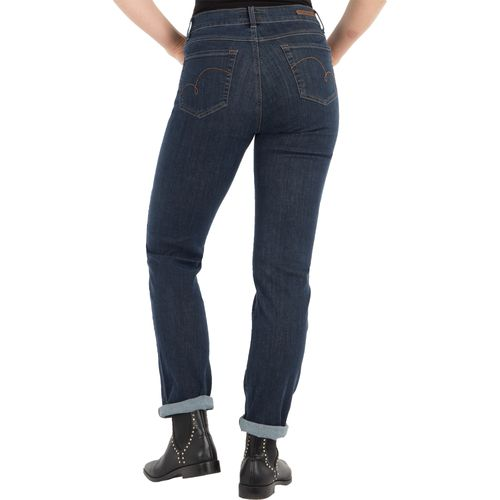 ANGELS Damen Jeans CICI Slim Fit Ultrapowerstretch Stone Länge 28
