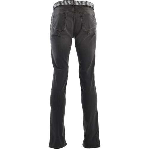 BRAX Herren Jeans CHUCK Modern Fit Hi-Flex Dark Grey Used