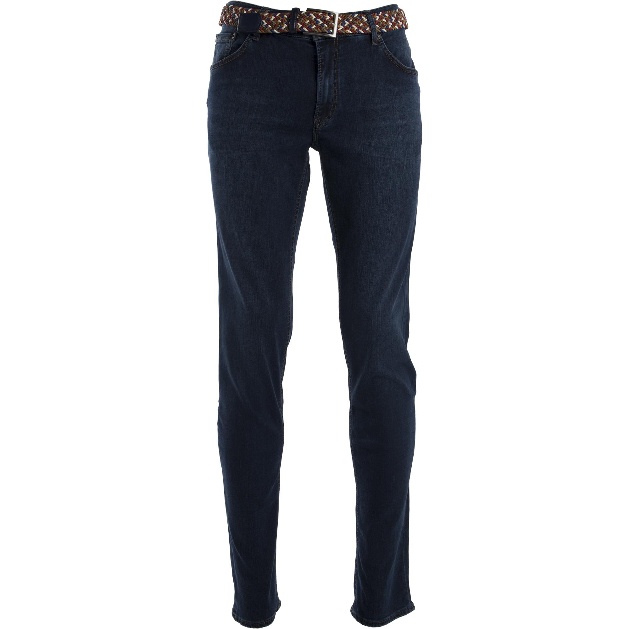 brax herren jeans chuck modern fit hi flex dark blue used. Black Bedroom Furniture Sets. Home Design Ideas