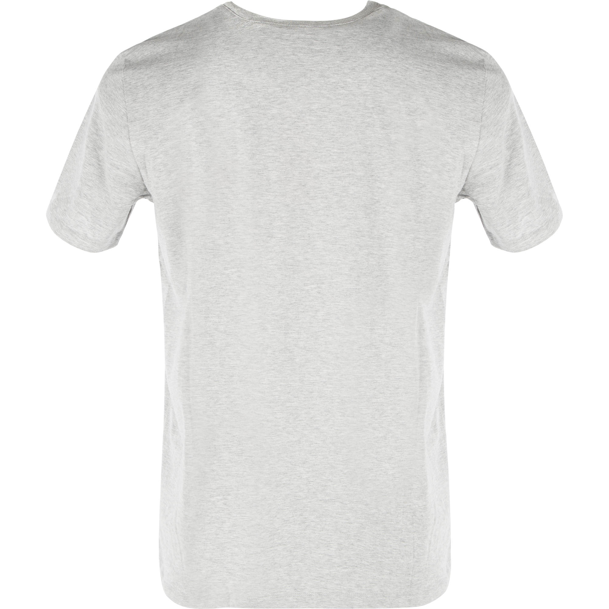 hugo boss herren t shirt dolive relaxed fit open grey hugo. Black Bedroom Furniture Sets. Home Design Ideas