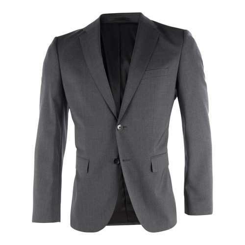 HUGO BOSS Herren Sakko JOHNSTONS 5 Regular Fit Dark Grey