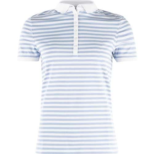 DONNELL Damen Poloshirt STRIPES
