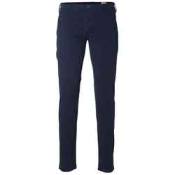 SELECTED Herren Chino Skinny Fit Navy Blazer 001