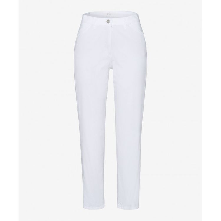 BRAX Damen Jeans CAROLA Regular Fit Twill White