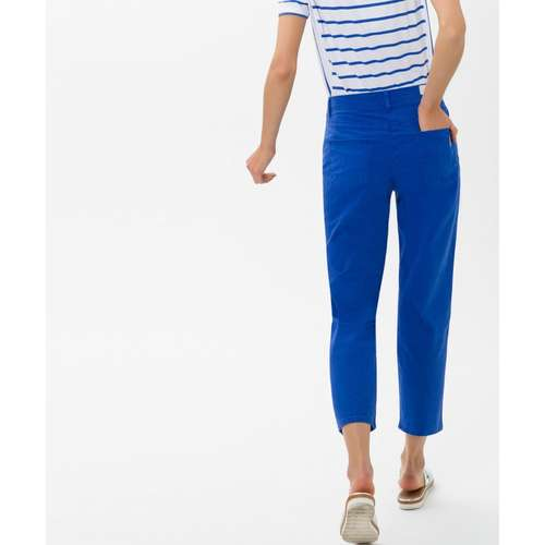 BRAX Damen Jeans CAROLA Regular Fit Twill Cornflower